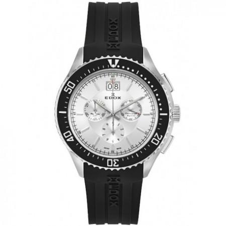 Edox C1 Chronograph Big Date 10026 3CA AIN