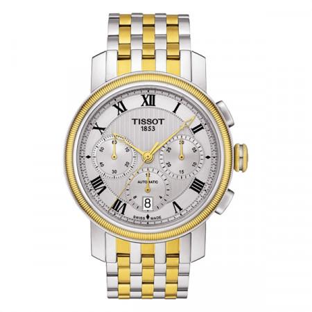Tissot Bridgeport Automatic Chronograph Valjoux T097.427.22.033.00