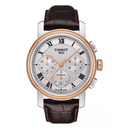 Tissot Bridgeport Automatic Chronograph Valjoux T097.427.26.033.00