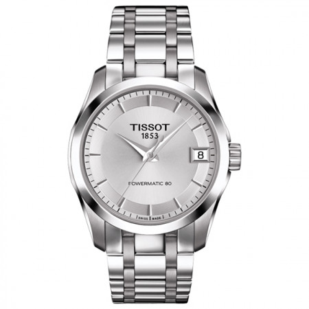 Tissot Couturier Powermatic 80 Lady T035.207.11.031.00