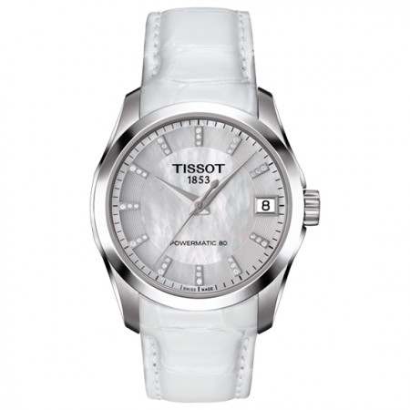 Tissot Couturier Powermatic 80 Lady T035.207.16.116.00