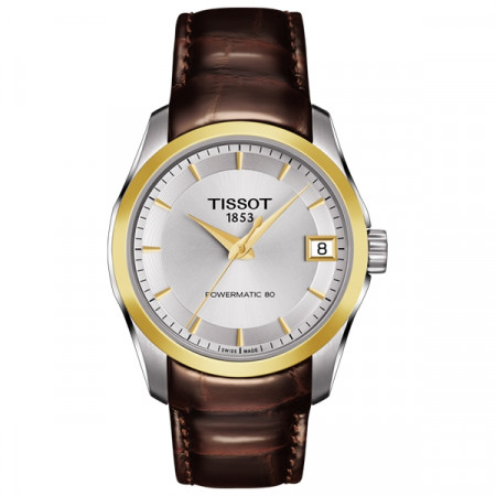 Tissot Couturier Powermatic 80 Lady T035.207.26.031.00