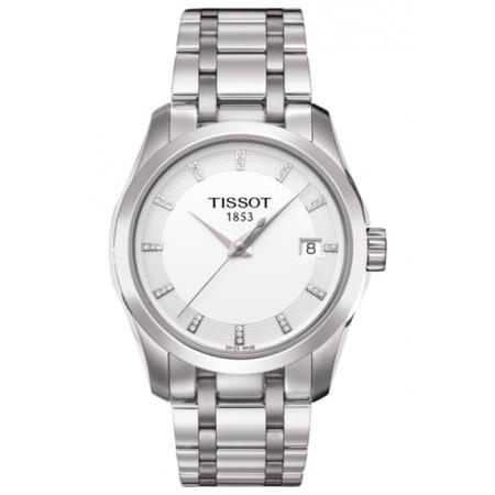Tissot Couturier Quartz T035.210.11.016.00