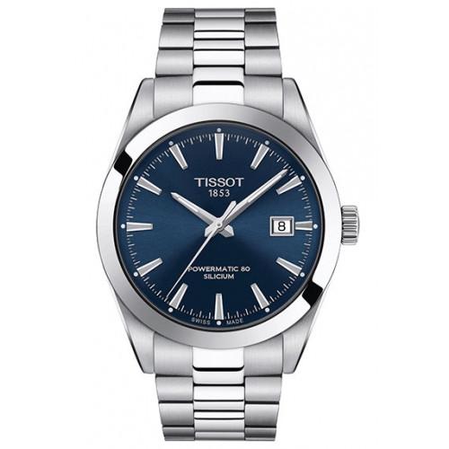 Часы Tissot Gentleman Powermatic 80 Silicium T127.407.11.041.00