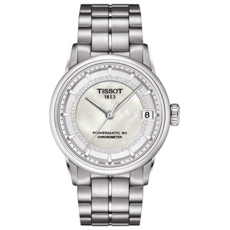 Tissot Luxury Automatic COSC T086.208.11.116.00