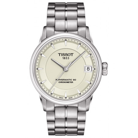 Tissot Luxury Automatic COSC T086.208.11.261.00