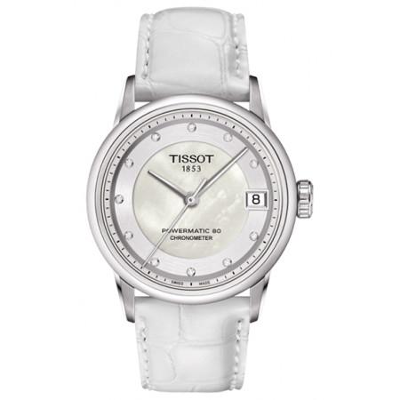 Tissot Luxury Automatic COSC T086.208.16.116.00