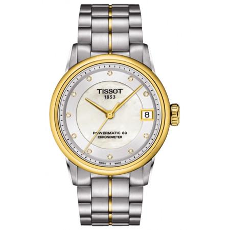 Tissot Luxury Automatic COSC T086.208.22.116.00