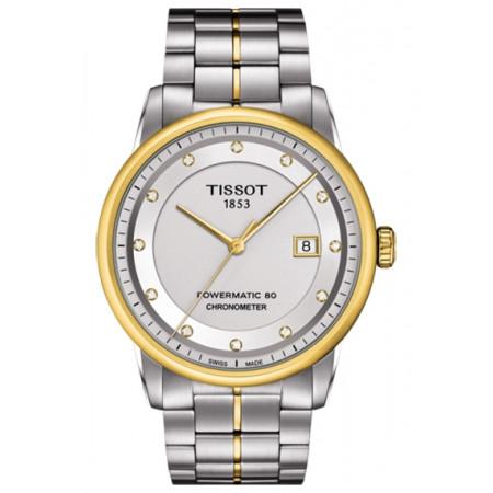 Tissot Luxury Automatic COSC T086.408.22.036.00
