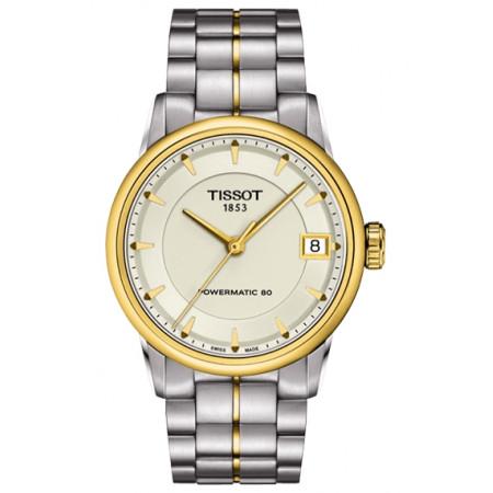 Tissot Luxury Automatic Lady T086.207.22.261.00
