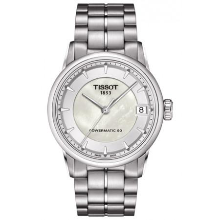 Tissot Luxury Powermatic 80 Lady T086.207.11.111.00