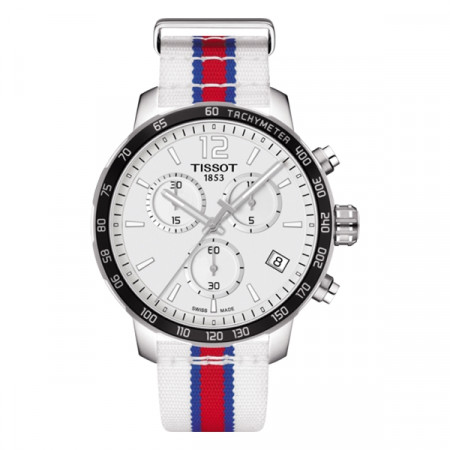 Tissot Quickster Chronograph NBA Los Angeles Clippers T095.417.17.037.33