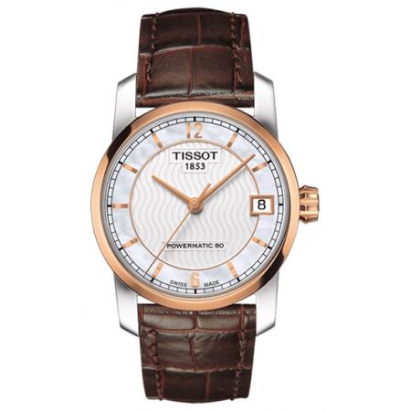 Tissot Titanium Automatic T087.207.56.117.00