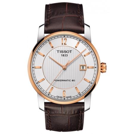 Tissot Titanium Automatic T087.407.56.037.00