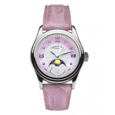 Armand Nicolet M03-2 moon phase 34mm A153AAA-AS-P882RS8