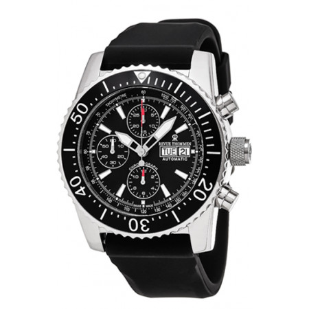 Revue Thommen Air Speed Diver Chronograph Automatic 17030.6534