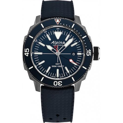 Часы Alpina Seastrong Diver AL247LNN4TV6