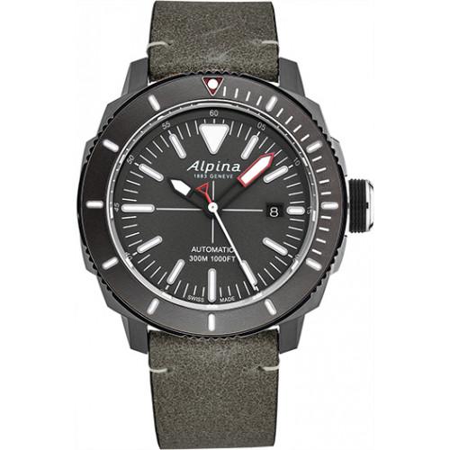 Часы Alpina Seastrong Diver AL525LGGW4TV6